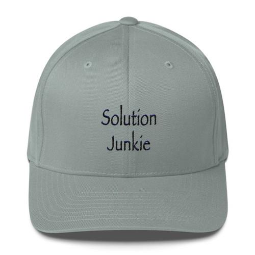 Solution Junkie - Structured Twill Cap