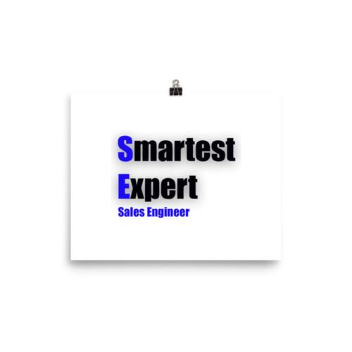 Smartest Expert - Poster