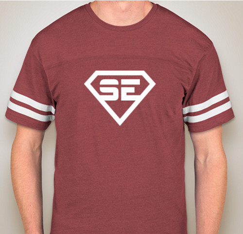 SE Super Hero - Vintage shirt for Sales Engineers