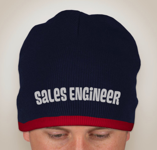 SE Bottom Stripe Knit Hat