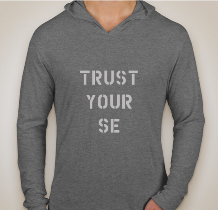Trust Your SE -  Unisex Hoodie for all Sales Engineers
