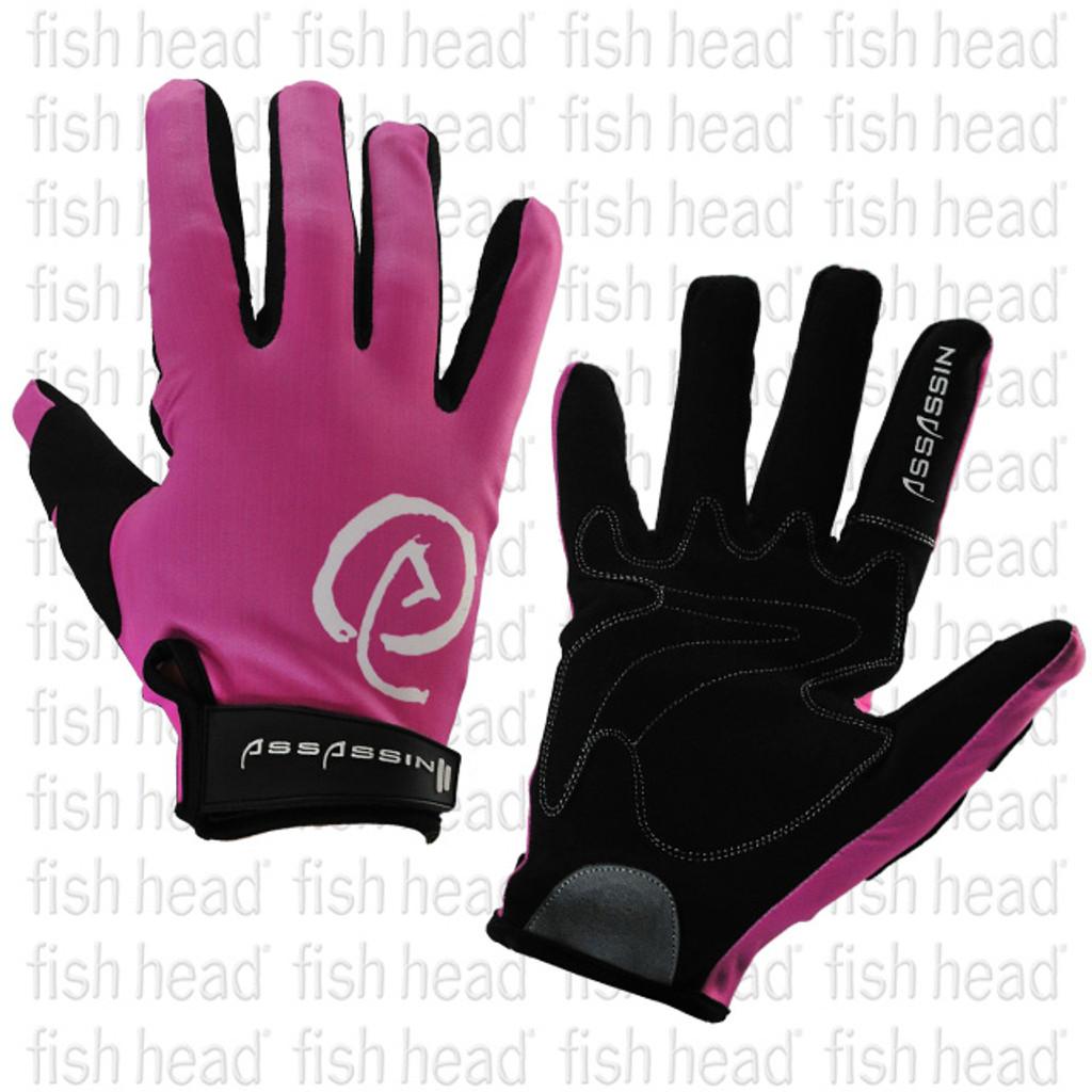 "Assassin ""All Day"" Glove- Purple"
