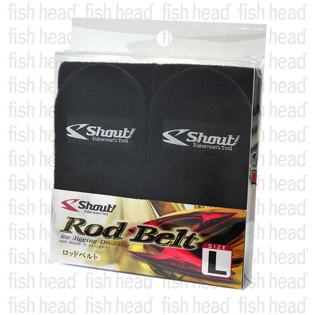 Shout Rod Belt - L