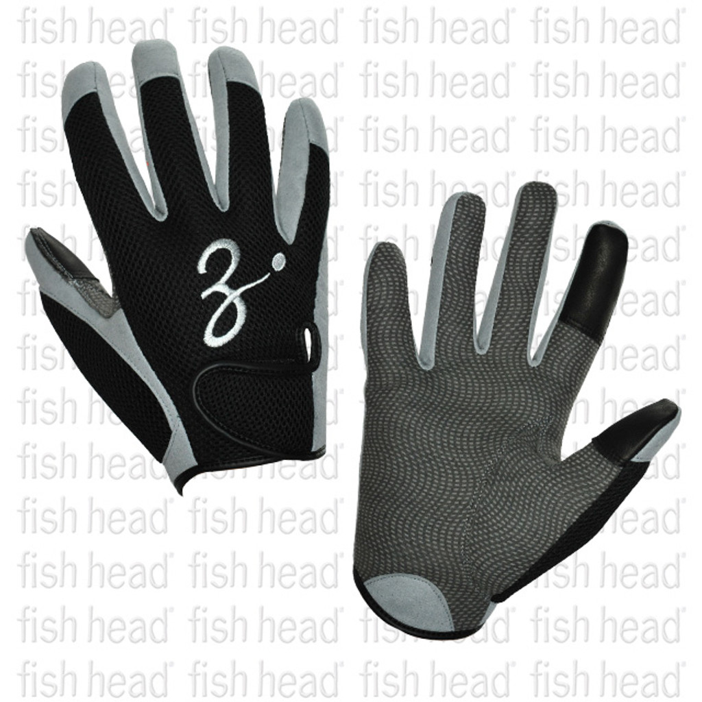 Zenaq 3D Glove- Black