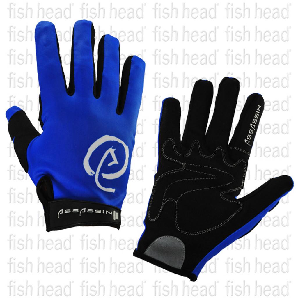 "Assassin ""All Day"" Glove- Blue"