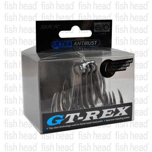 BKK GT-REX Treble Barbed