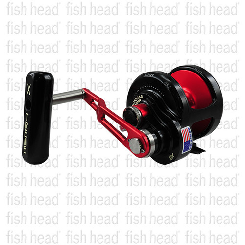Accurate DFS BXP600N Pitbull Pro- Blk/Red