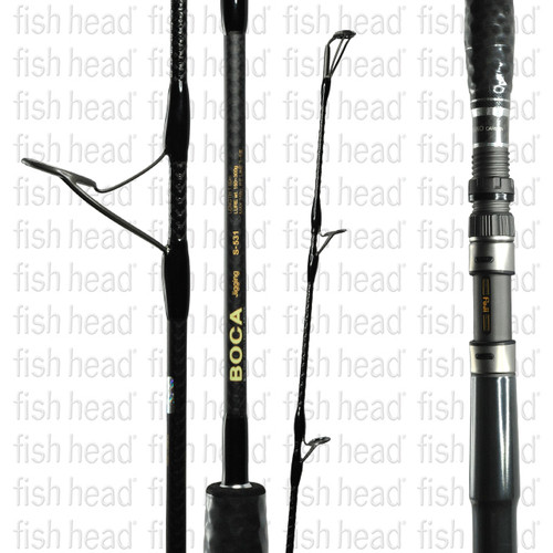 NS Black Hole BOCA Jigging S-531