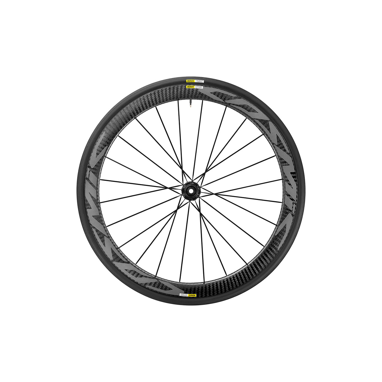 2018 Mavic Cosmic Pro Carbon Disc WTS Wheel Set