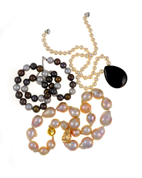 An Easy Way to Understand Pearl Sizing or A Pearl Picture is Worth a Thousand Words