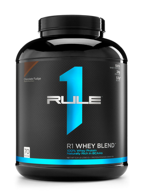 R1 Whey Blend Products Rule 1 Proteins