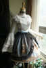 Co-Ordinate Show Blouse TP00142N, Outside Skirt SP00162