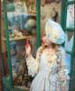Model Show (White + Light Blue Ver.) (dress: DR00171, blouse: TP00142) (necklace NOT for sale)