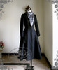 Front view, wearing with coat CT00074