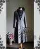 Medieval Priest, Elegant Gothic Aristocrat Fur Collar/Shawl&Cross*2color