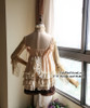 Co-ordinate Show blouse TP00101N, top K00054N