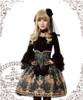 Model Show (hairdress: P00570, choker: AD00581, blouse: TP00142, skirt: SP00159, fan: P00580)