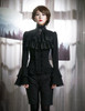 Model Show  (Black Version) Pants SP00006N