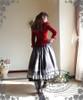 Model Show (jacket: CT00252, blouse: TP00145N, skirt underneath: SP00166, petticoat: CT00040S)