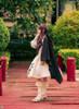 Model Show (White Ver.) (headdress: P00636, mantle: CT00264N, dress: DR00186)