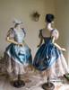 Co-ordinates Show (dress set: DR00182, birdcage petticoat: UN00019)