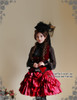 Model Show blouse S01008, skirt SP00138, hat P00533