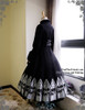 Co-ordinates Show (Black Ver.) (skirt: SP00174, birdcage petticoat: UN00019N)