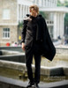 Model View coat CT00265, shirt TP00148, pants SP00182
