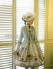Model Show (Light blue Ver.) hat P00574, dress DR00189, blouse TP00125N