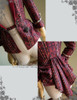 Detailed View (Burgundy Ver.)