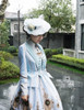 Model Show (Light blue Ver.) hat P00574, jacket CT00268, blouse TP00125N