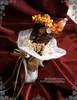 Handmade Steampunk Bouquet Wedding Flowers