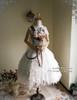 Co-ordinate Show (crown & veil: P00623, corset: Y00041, skirt & bustle belt: SP00176)