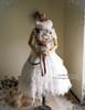 Co-ordinate Show (crown & veil: P00623, corset: Y00041, bouquet: P00620, choker P00545)