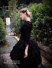Model Show (Black Ver.) blouse TP00153, skirt SP00180