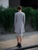 Model Show (Light Grey Ver.) (silk shirt: S51007, silk breeches: S52008)