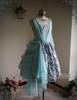 Side View (Pale Blue + Mint Blue Chiffon Ver.) (birdcage petticoat: UN00027)