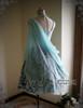 Back View (Pale Blue + Mint Blue Chiffon Ver.) (birdcage petticoat: UN00027)