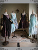 Group View (dress sets on sides: DR00195)
