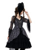 Model Show (black version) dress DR00128N
