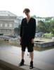Model Show (Black Ver.) (jacket: CT00270, shirt: S51007)