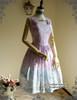 Front View (Misty Rose + Fairy Blue Ver.) (birdcage petticoat: UN00027)
