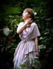 Model Show (Misty Rose + Fairy Blue Ver.) (headdress: P00626, overdress: DR00201)