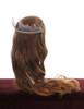 Fairy Lolita Handmade Angel Crown Pearl Chains Headdress Set