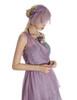 Model Show (Lilac + Grey Ver.) (headdress: S04017, necklace: A10003)