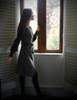Last Chance: Steampunk Vintage Jumper Skirt Dress Military Navy Midi Dress *Brown Green
