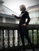 Model Show (Burgundy Version) breeches SP00069N vest CT00275