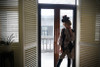 Gothic Punk Suede Vest Warrior Skirt Piece Set*Black Instant Shipping
