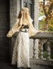 Model Show (Off-White Version) blouse TP00158