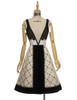 Front View (Off-White + Black Ver.) (petticoat: UN00026)